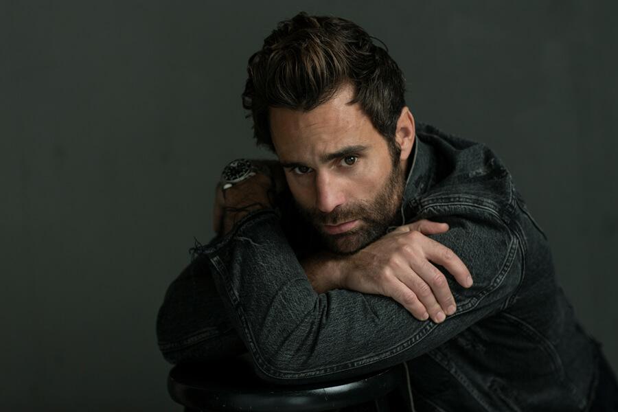 casting fotoshoot model acteur man kleur