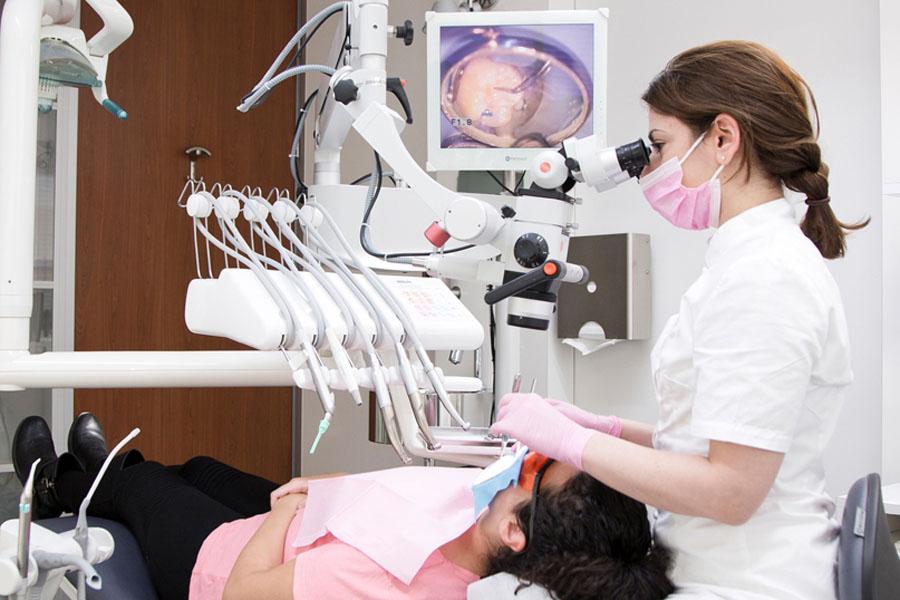 zakelijke fotografie tandarts