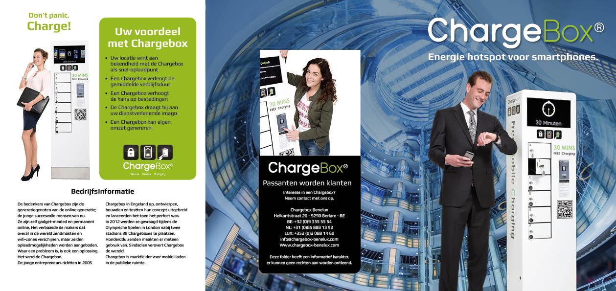 Fotoshoot bedrijfsfotografie chargebox product