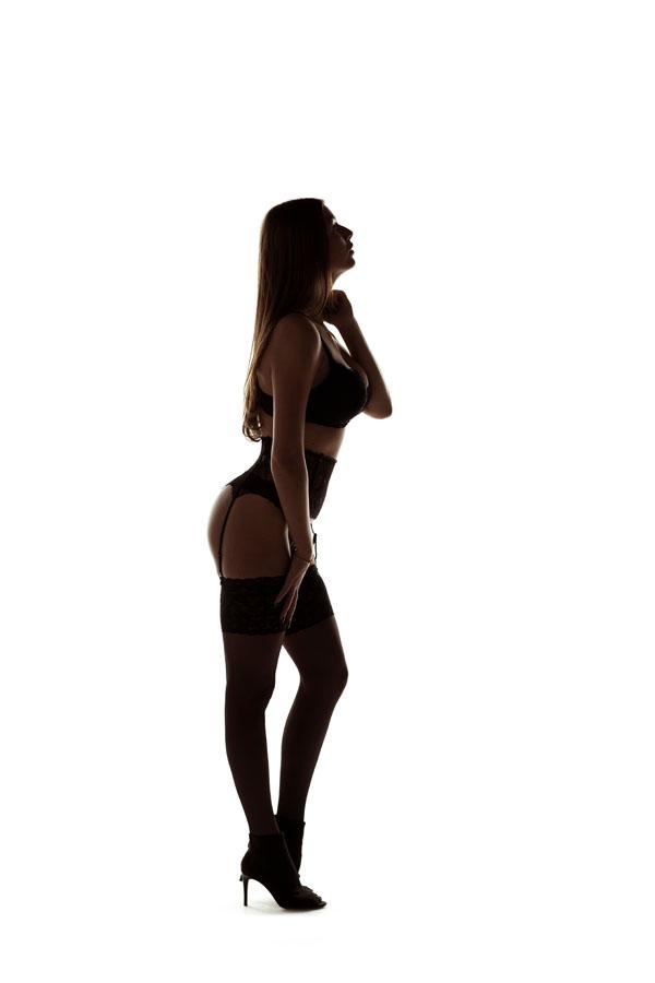 fine art fotoshoot vrouw in lingerie