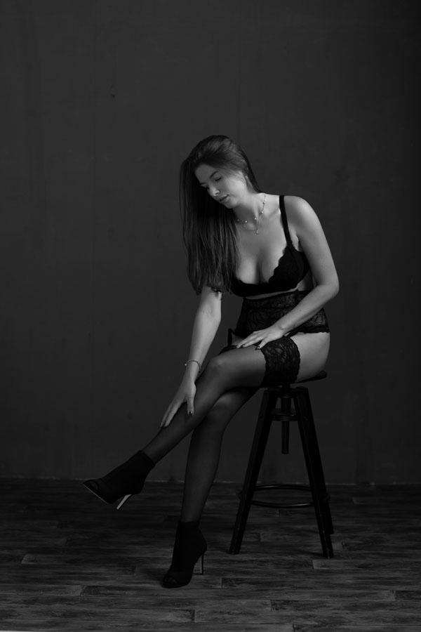 sexy fotoshoot body van vrouw