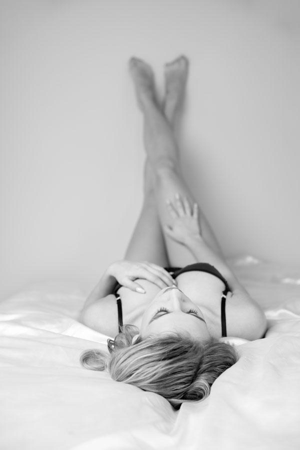 sexy portret fotoshoot benen vrouw