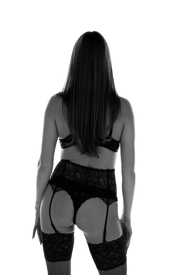 sexy portret fotoshoot van vrouwen billen