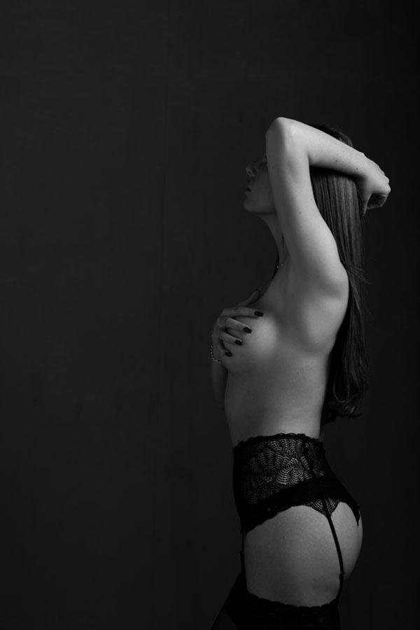 fotoshoot sexy vrouw naakt