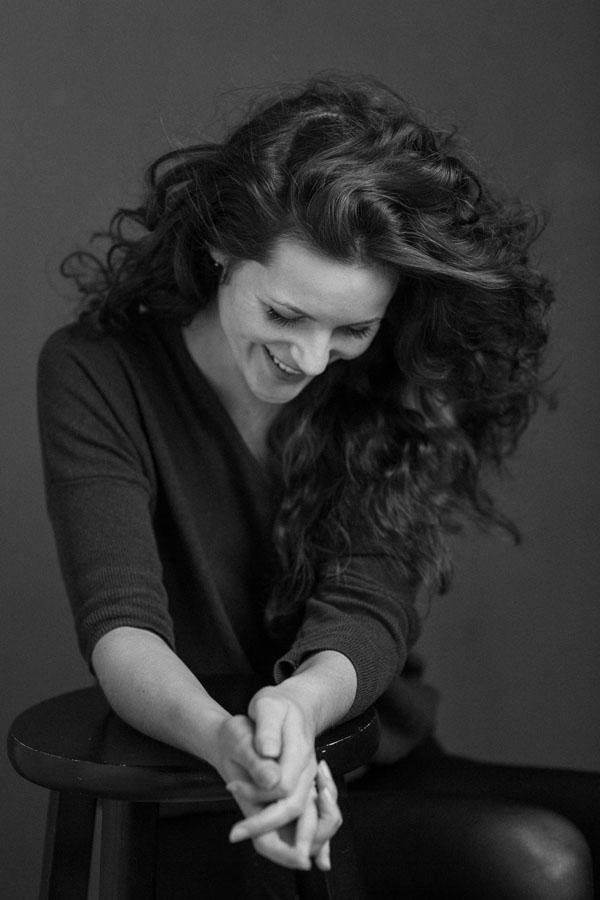 spontane portret fotografie volwassen vrouw