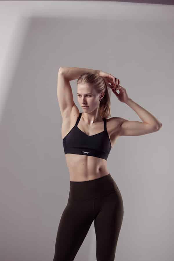 Sport en Fitness Fotoshoot - pose